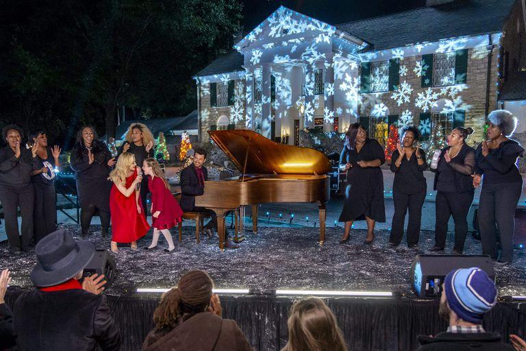 Christmas in Graceland