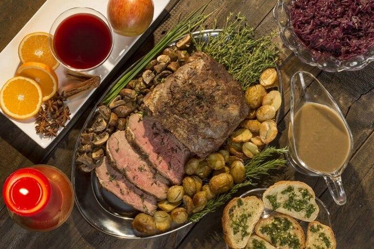 La Fiestas suelen ser tiempo de excesos culinarios