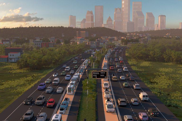 Autos autónomos: tendrán su propia autopista en Estados Unidos