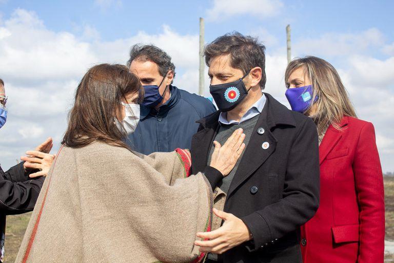 Los ministros bonaerenses le presentaron la renuncia a Kicillof