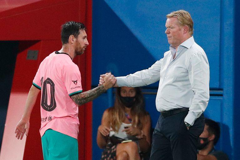 Agenda de TV: superdomingo con Messi, Leeds, Fórmula 1, Roland Garros y NBA