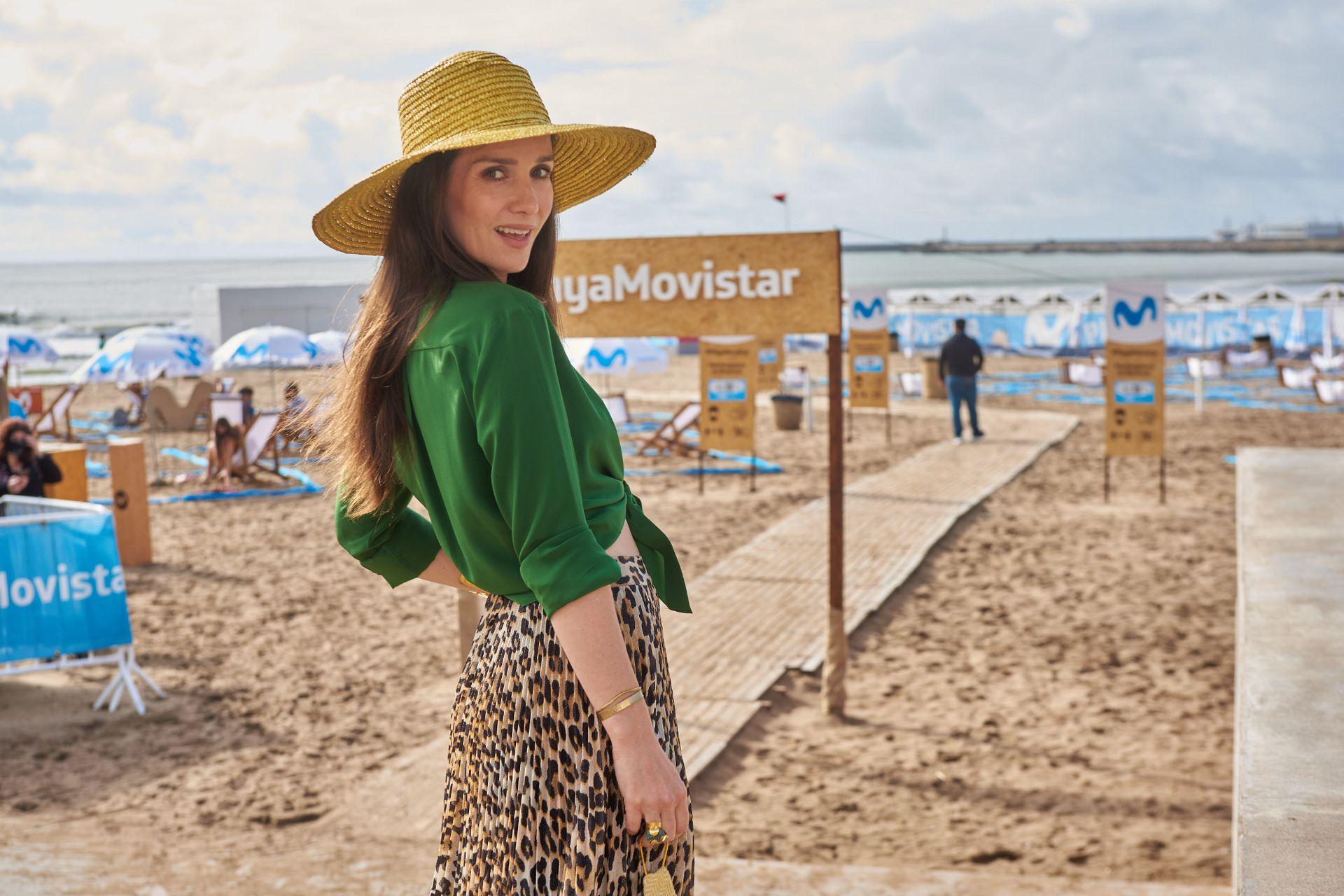 """Natalia Oreiro sorprendió en la playa de Mar del Plata con un show """"espontáneo"""" junto a Lucy Patané"""