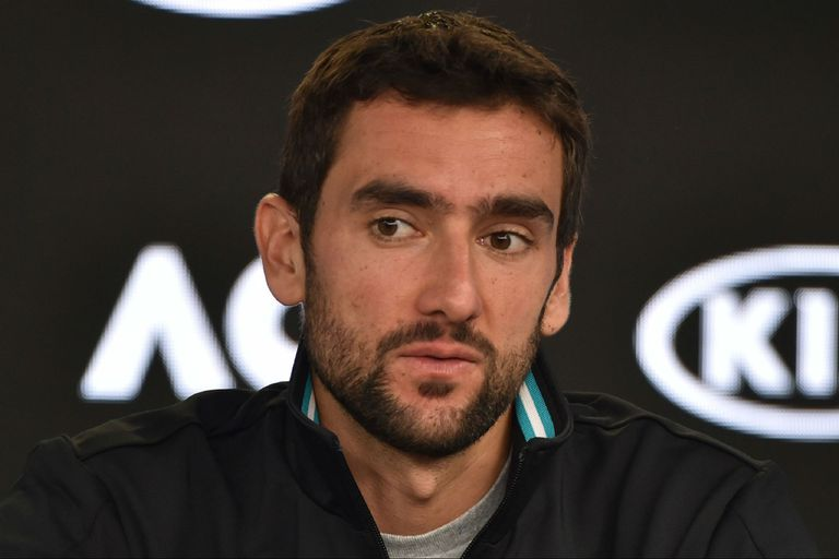 El gran candidato, afuera: Marin Cilic se bajó del ATP de Buenos Aires