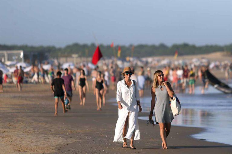Punta del Este, uno de los destinos predilectos en el verano en Uruguay