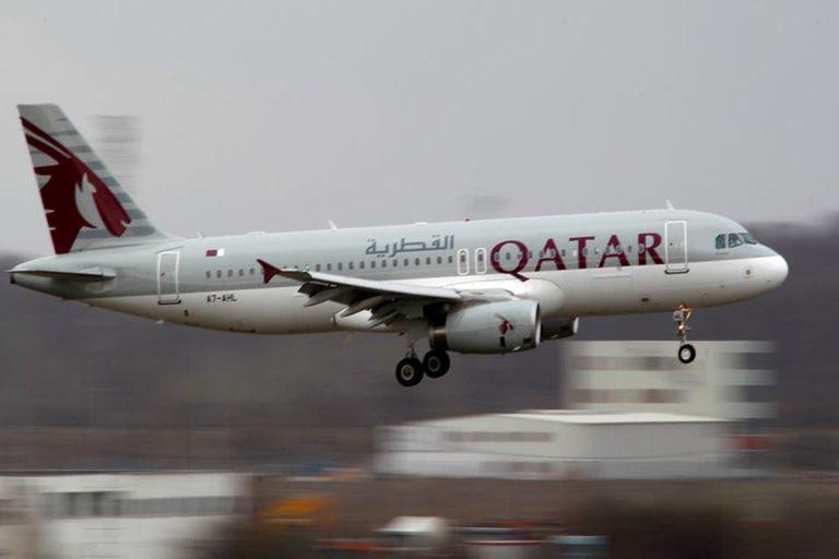 Qatar Airways realizó la semana pasado el primer vuelo exclusivo para pasajeros vacunados