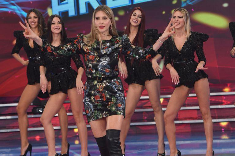 Guillermina, anoche en ShowMatch