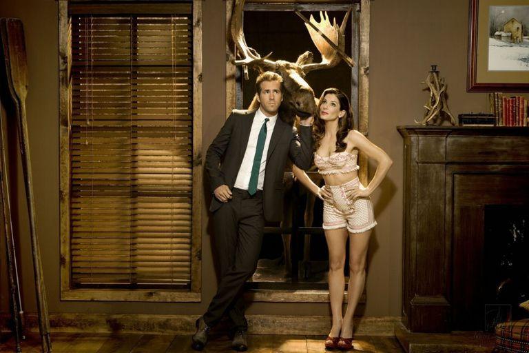 Con Sandra Bullock en The Proposal, otro intento fallido de convertirse en el nuevo George Clooney