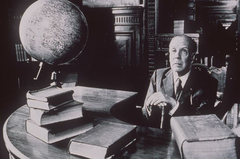 En la vasta obra literaria de Jorge Luis Borges es imposible hallar una novela