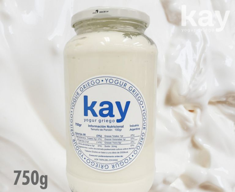 La Anmat prohibió un yogur griego