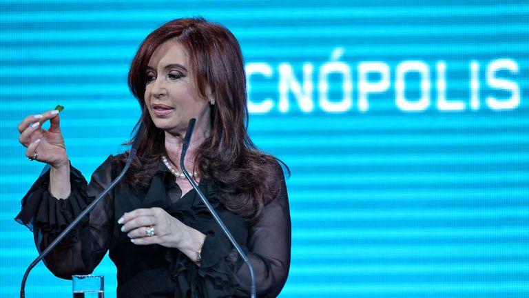 Denuncian irregularidades en Tecnópolis durante el gobierno de Cristina Kirchner