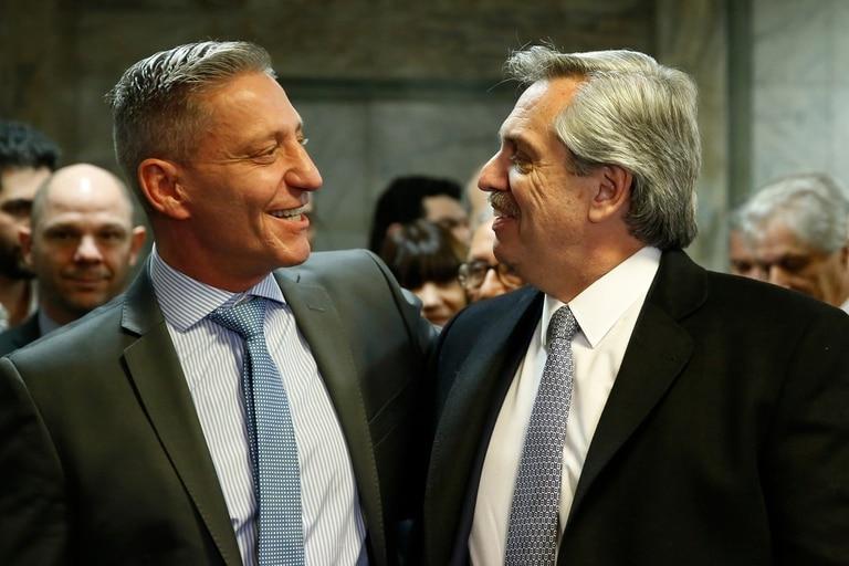 El gobernador de Chubut, Mariano Arcioni, cuenta con el apoyo del presidente Alberto Fernández para habilitar la explotación minera en la provincia. Este viernes lo debatirá la Legislatura