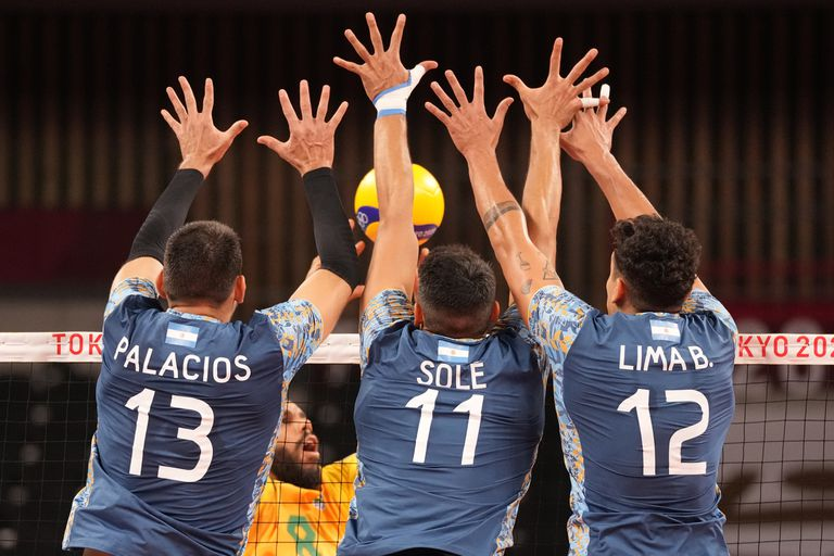 Argentina busca ante Brasil el primer triunfo en Tokio 2020