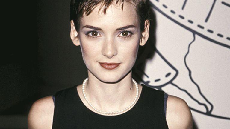 Así lucía Winona Ryder en 1994