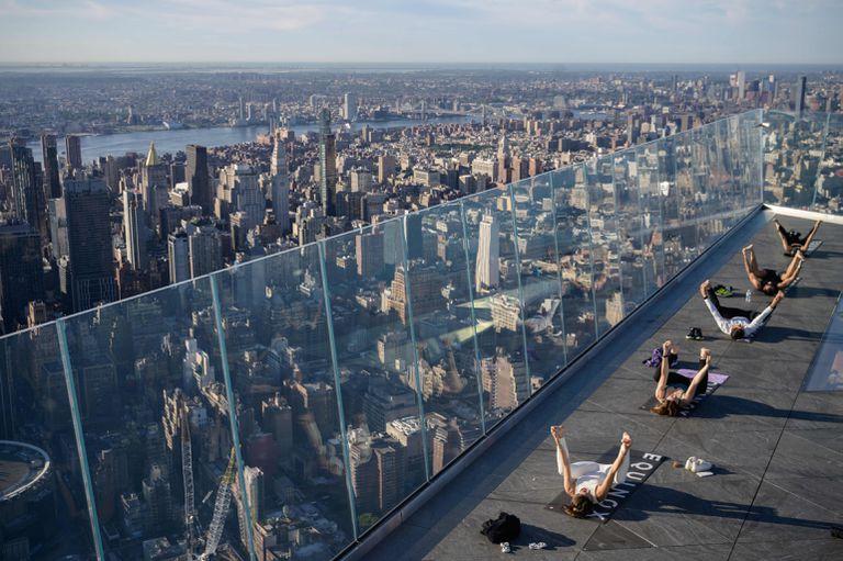 Nueva York. Edición fotográfica de Dante Cosenza