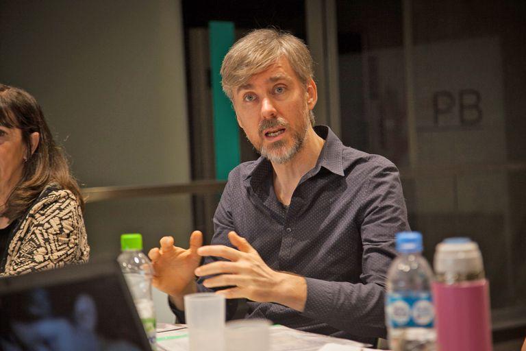Santiago Kalinowski expuso sobre el lenguaje inclusivo