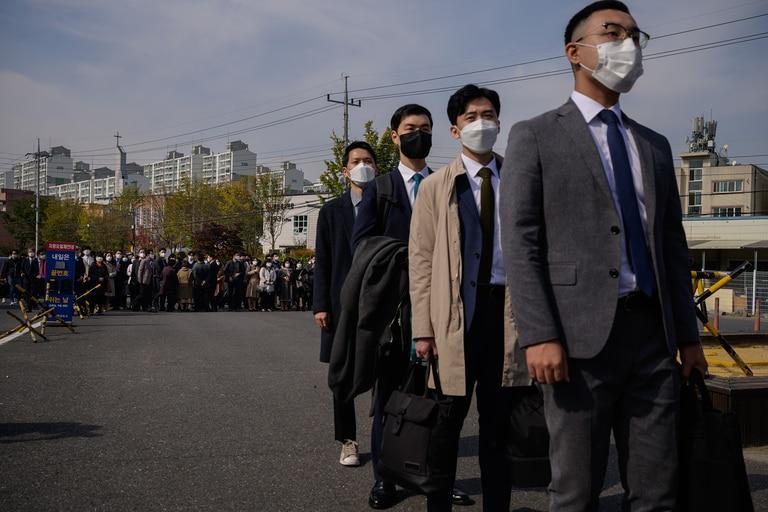 Corea del Sur inicia primer programa alternativo al servicio militar obligatorio