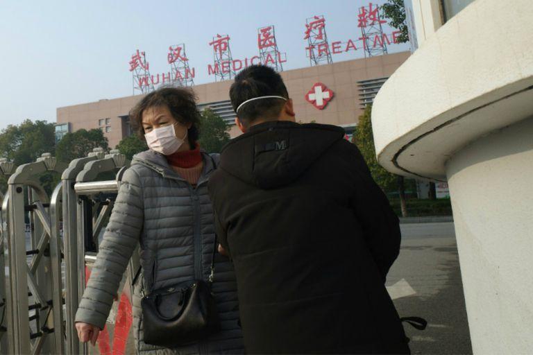 La ciudad china de Wuhan, el foco original del brote, tiene más de 11 millones de habitantes