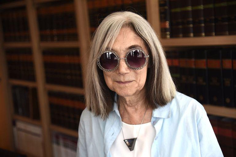 """María Kodama refuta un libro reciente sobre Borges: """"Es un horror"""""""