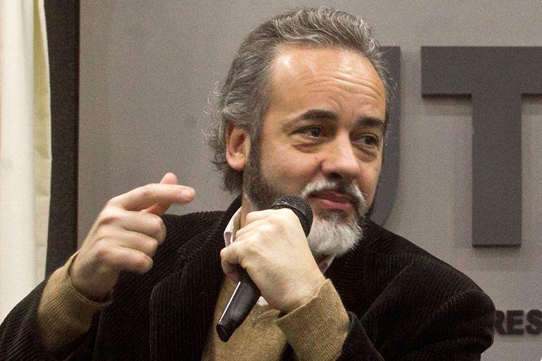 Eduardo López es el secretario adjunto de la UTE, el gremio con más afiliados en la Ciudad de Buenos Aires, que tiene 8600, según fuentes del gobierno porteño