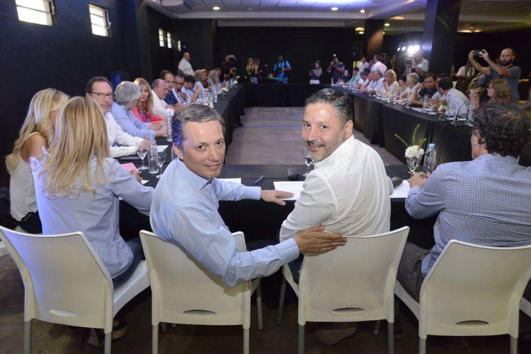 """Pablo Moyano: """"Tenemos que lograr la unidad con Massa, Randazzo y Cristina"""""""