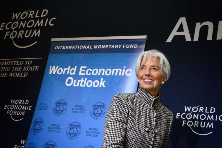 La directora del FMI se refirió a las próximas elecciones presidenciales argentinas