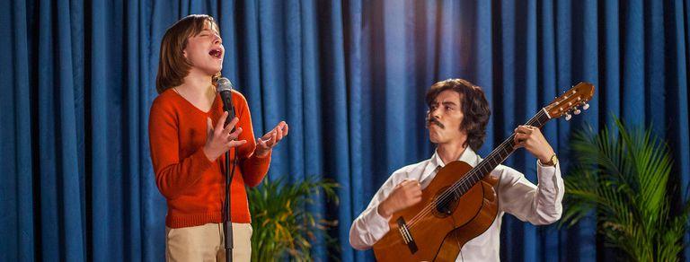 Izan Llunas, el niño prodigio de 'Luis Miguel', quiere grabar su primer disco