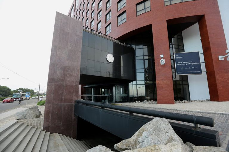 El Hotel Sheraton Mar del Plata es uno de los cinco estrellas que tiene la ciudad