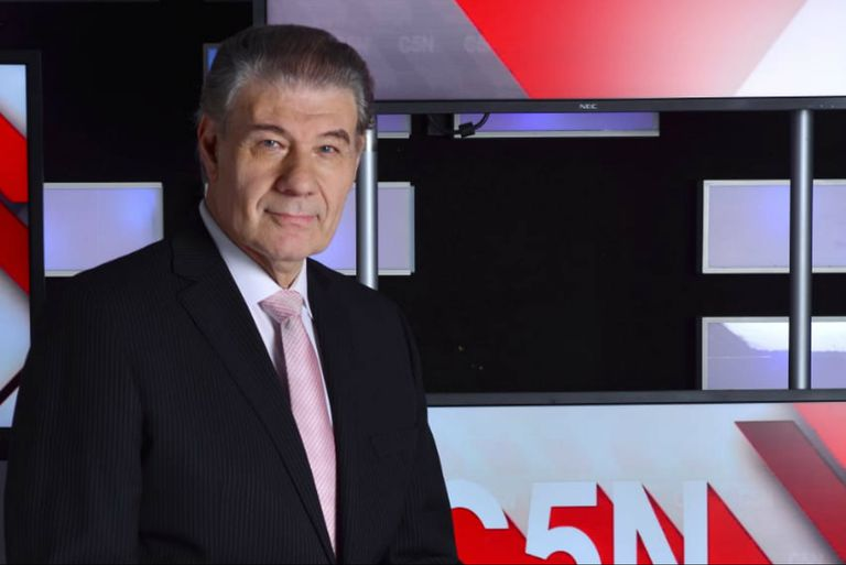 Batalla cultural: Víctor Hugo Morales tendrá su ciclo en C5N