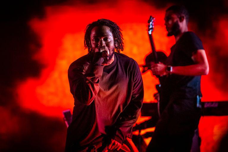 Kendrick Lamar contó su propia versión de la historia de la música negra