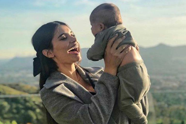 Eva de Dominici le escribió un emotivo mensaje por los tres meses de su bebé