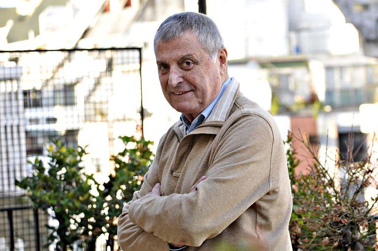Murió Gino Renni, tras casi dos meses de estar internado por Covid