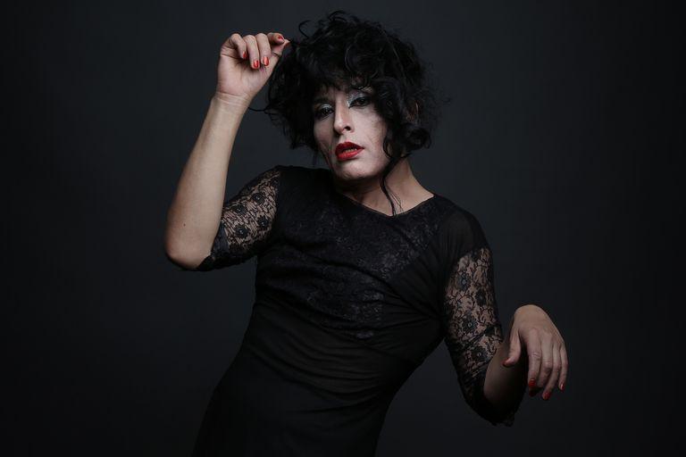 Barby Guamán, la primera trabajadora trans del Instituto Nacional del Teatro
