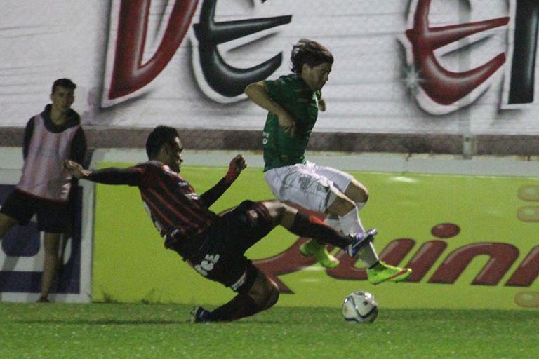 Patronato y Ferro empataron en Paraná