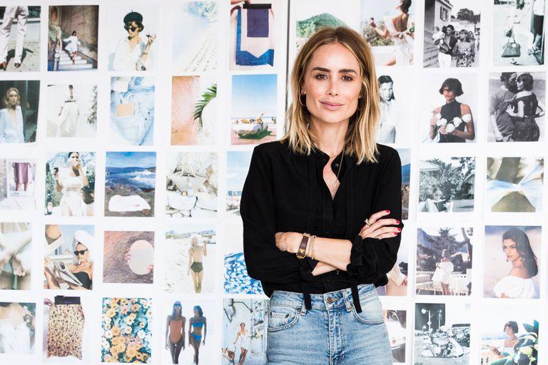Anine Bing, la modelo que creó su propia marca a partir de las redes