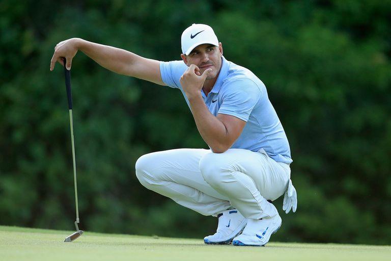 Koepka lidera el PGA Championship, que mantiene abierto el resultado