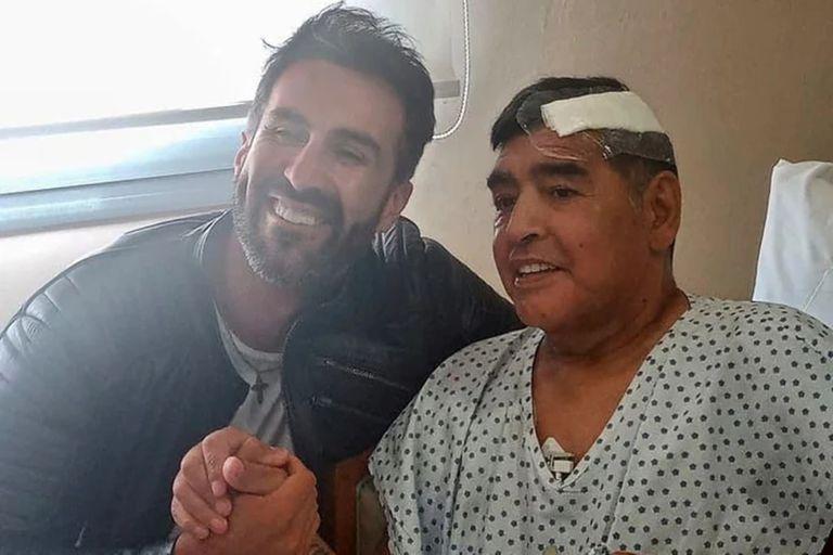 Fantino se indignó por el comentario sobre una foto que hizo el doctor Luque en la conversación sobre la salud de Maradona