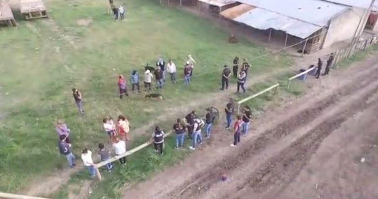 Rescataron a 200 personas que eran esclavizadas en una quinta bonaerense