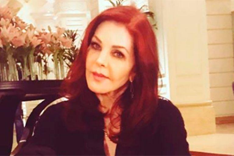 """Priscilla Presley, tras la muerte de su nieto: """"Son los días más oscuros"""""""