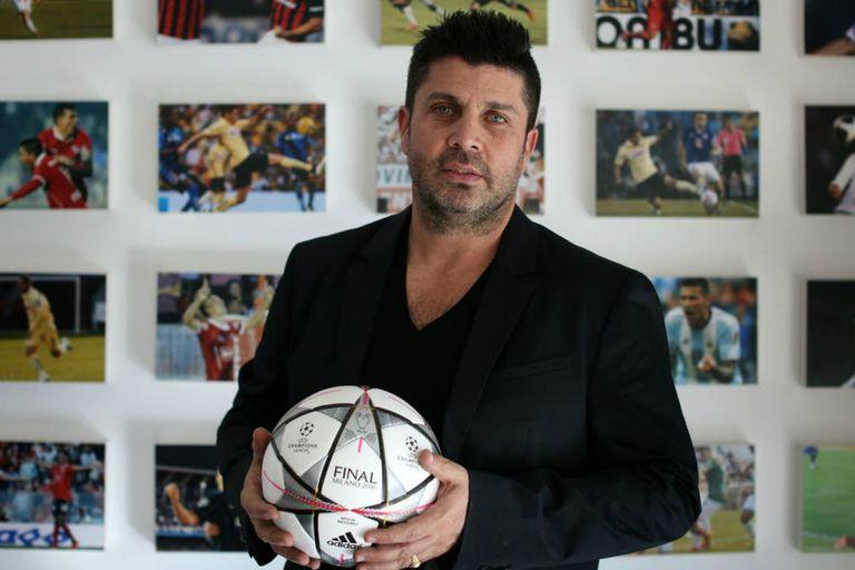 Christian Bragarnik es el dueño de Elche, equipo que compró a finales de 2019 junto a un grupo inversor del cual forma parte Benedetto