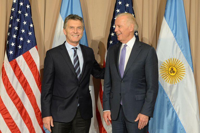 EE.UU. Tres figuras disímiles que marcan el vínculo de los Biden y la Argentina