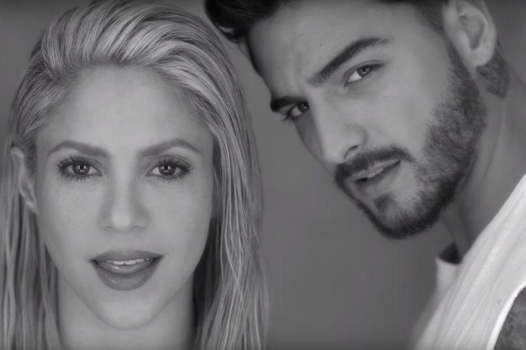 La cantante colombiana convocó nuevamente al rey del pop latino para darle imagen al sencillo que pertenece a su álbum El Dorado