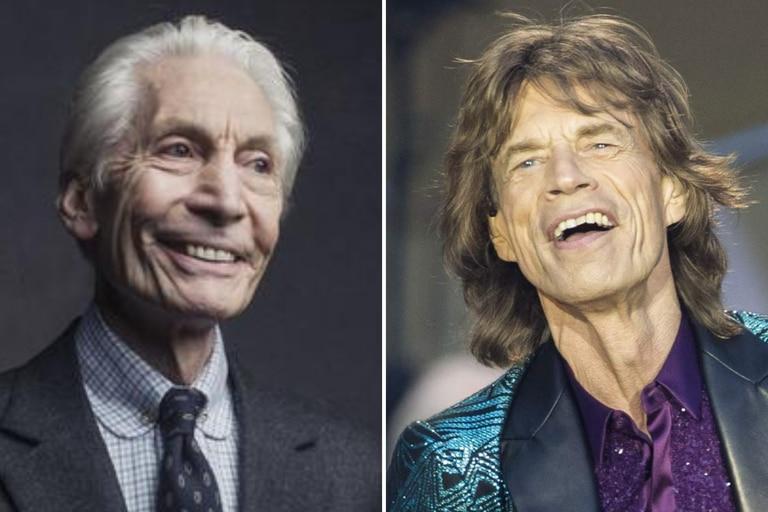 El día que Charlie Watts golpeó a Mick Jagger y peligró el futuro de los Rolling Stones