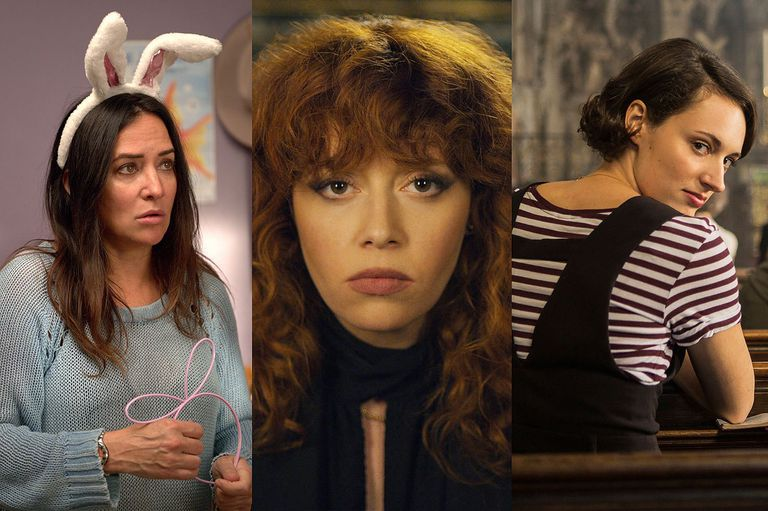 Cómo las mujeres dominaron la TV en la primera parte de 2019