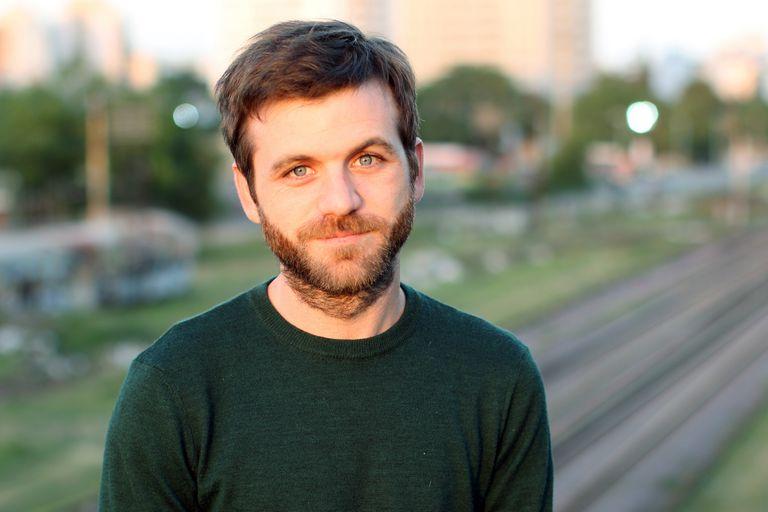 Tomas Downey, el ganador del premio de la Fundación María Elena Walsh