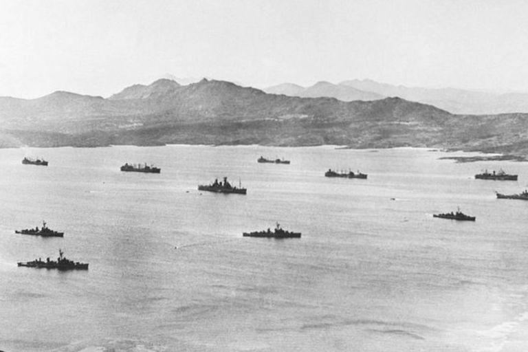 """EE.UU. montó una """"zona de cuarentena"""" naval alrededor de Cuba"""