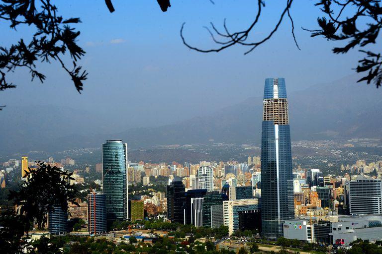 El metro cuadrado en Santiago asciende a US$3453