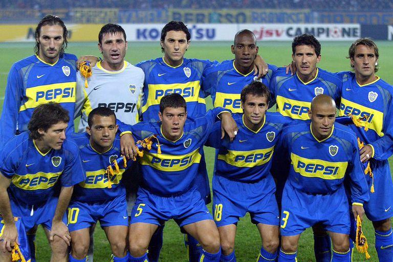 Boca 2003: el último equipo argentino campeón del mundo