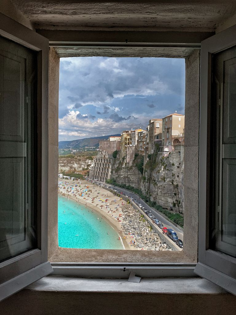 Las vistas panorámicas deslumbran a sus visitantes