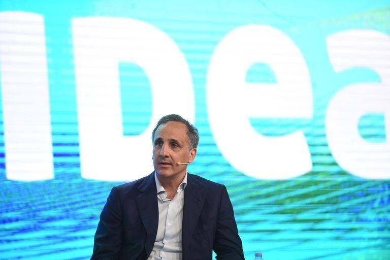 Marcos Bulgheroni, CEO de Panamerican Energy Group, dijo estar preocupado por el costo emocional de la pandemia en los niños en el 57° Coloquio Idea.