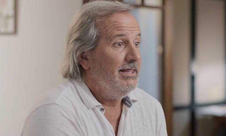 John Hurtig, hermano de María Marta García Belsunce, en la entrevista para el documental de Netflix sobre el caso